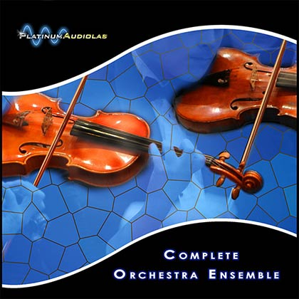 Complete Orchestra Ensemble Sample Library