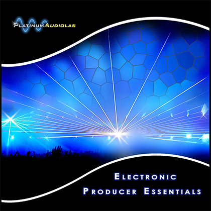Electronic Producer Essentials Sample Library