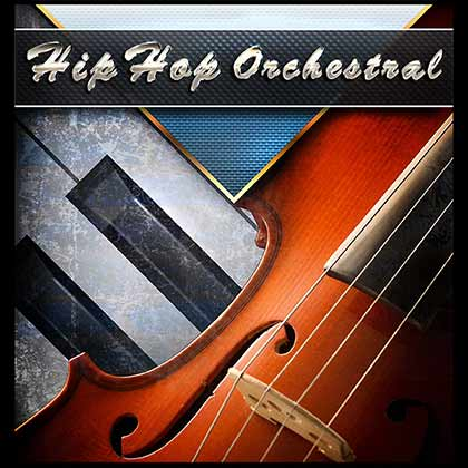 Hip Hop Orchestral Loops Sample Library