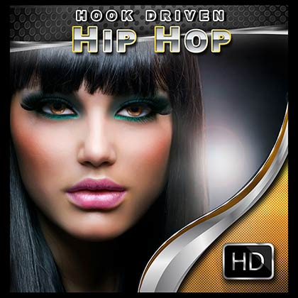Hook Driven Hip Hop Loops
